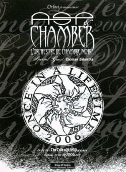 Asp chamber l orchestre de chambre noir once in a for Chamber l orchestre de chambre noir