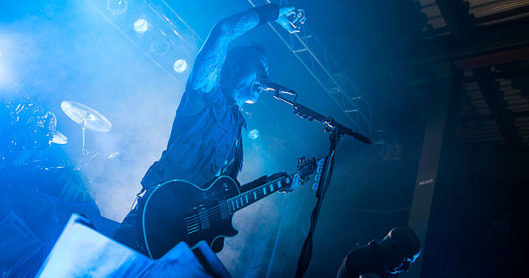 TRIVIUM, MISS MAY I & BATTLECROSS in Münster