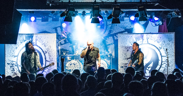 SONIC SYNDICATE – MAY THE SILENCE FAIL in Münster
