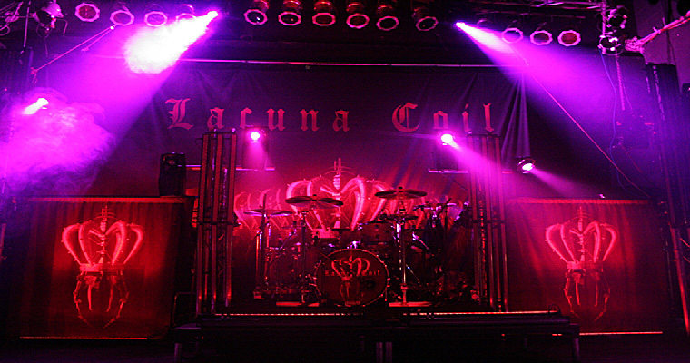 LACUNA COIL – MOTIONLESS IN WHITE – DEVILMENT in Herford