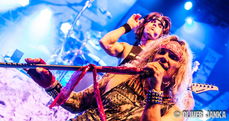 STEEL PANTHER in Köln