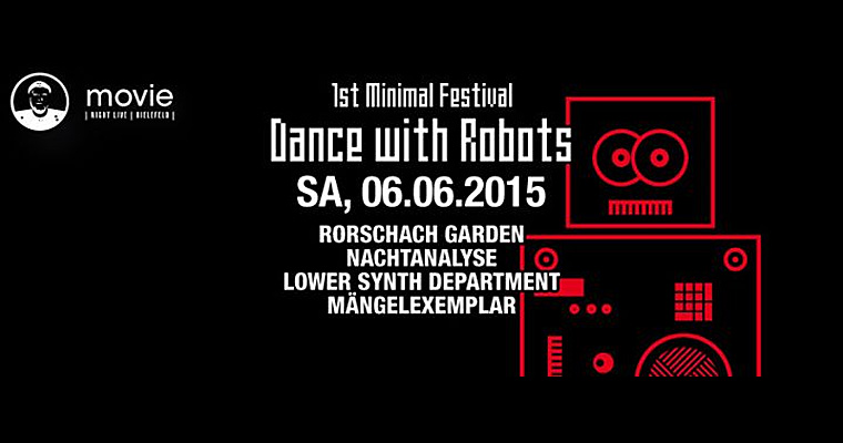 1ST MINIMAL FESTIVAL – DANCE WITH ROBOTS