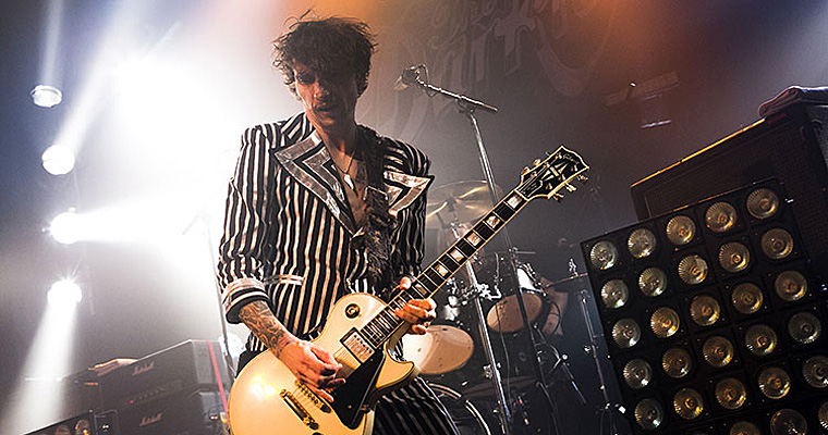 THE DARKNESS in Hamburg