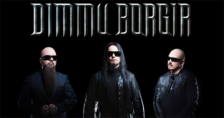 DIMMU BORGIR – Shagrath im Interview