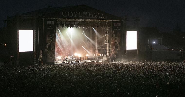 COPENHELL 2017 in Kopenhagen