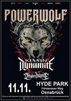Powerwolf Poster (2)